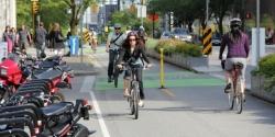 Новости | В Канаде стартовала «гонка на работу» с участием велосипедов и машин | velomoto.biz