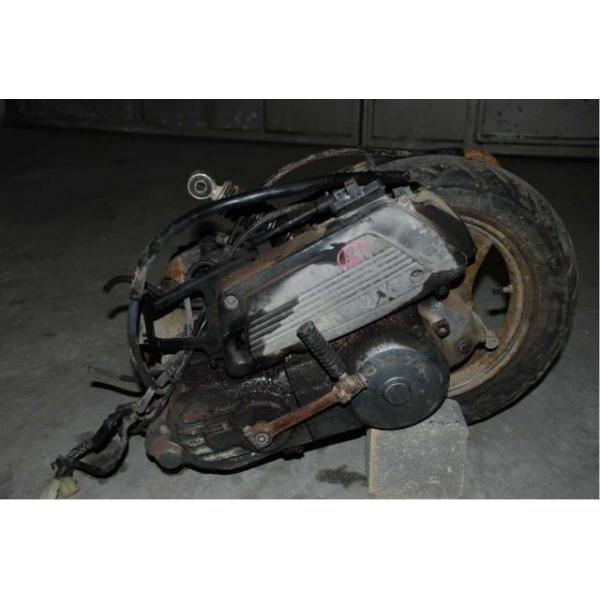 Двигатель мопеда хонда